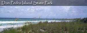 Don Pedro Island State Park