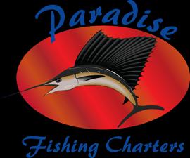 Paradise Fishing Charters logo